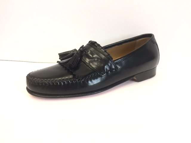 Johnston Murphy Breland Kilttassel Black The Shoe Center
