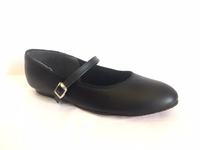 Tic Tac Toes Leather Shoe