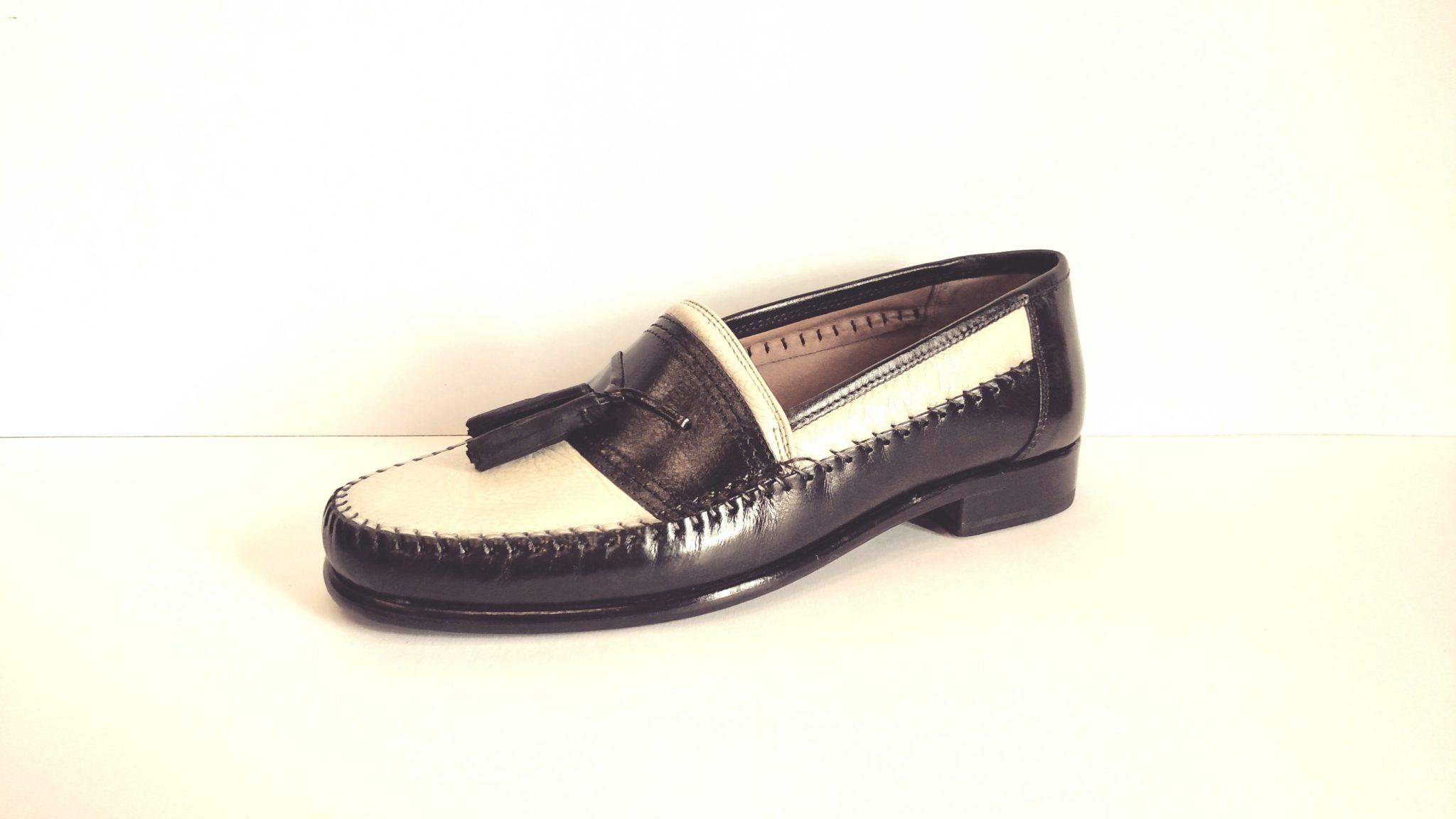 Brass Boot Allan BLACK MULTI | The Shoe Center