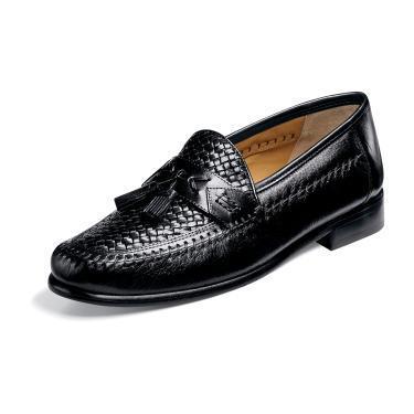 Brass Boot Adolfo Black 1089)