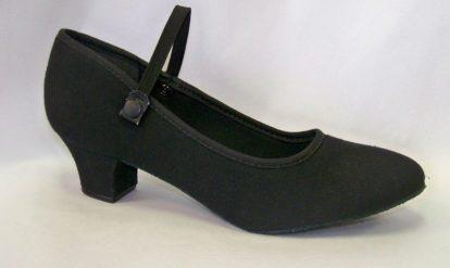 So Danca RO02 BLACK CANVAS